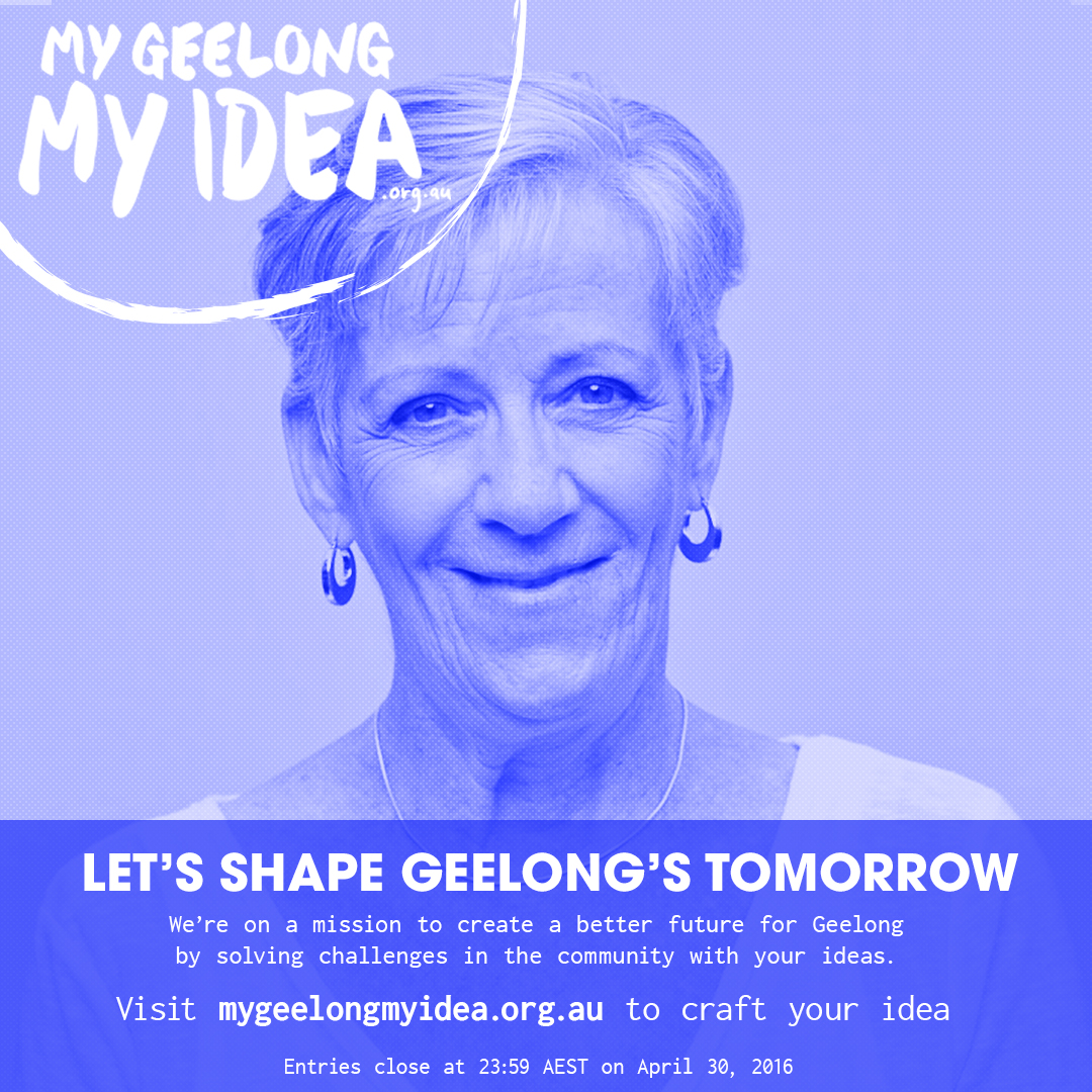 My Ideas, My Geelong